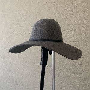 Hinge Gray Hat